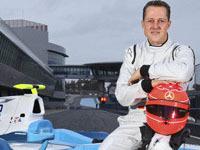 В Германии выбрали величайших немцев-спортсменов. shumacher