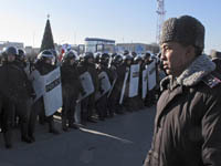 Количество жертв погромов в Жанаозене достигло 15. kazakhstan