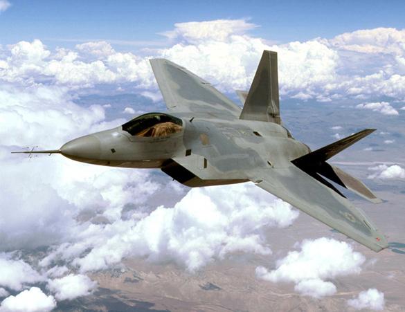 США разместят в Европе F-22 Raptor. США разместят в Европе F-22 Raptor