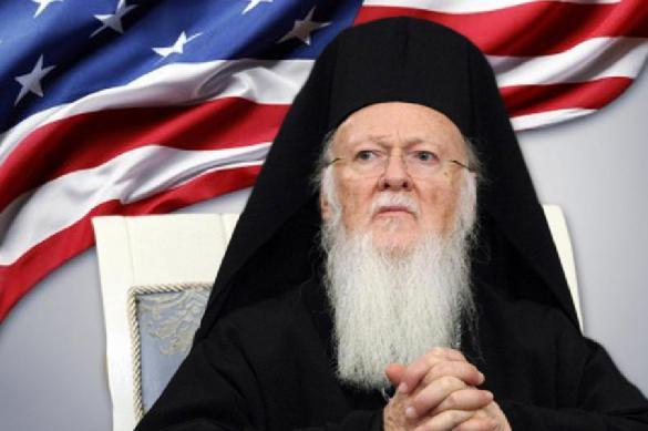 За спиной патриарха Варфоломея нашли американцев. 392783.jpeg
