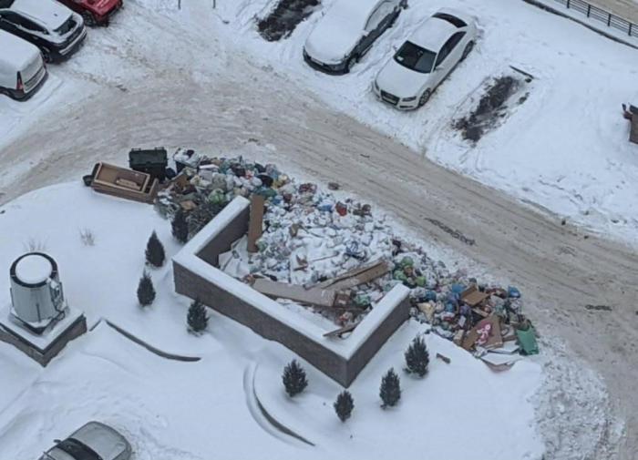 Мужчина открыл стрельбу перед супермаркетом в Киеве