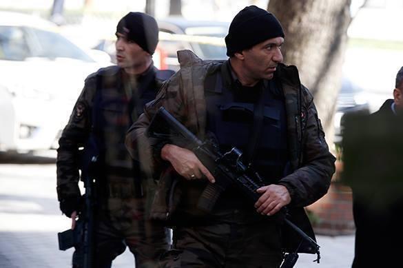 Полиция Турции предотвратила крупный теракт