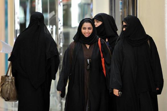 Женщины Саудовской Аравии будут получать СМС-оповещение в случае развода. 396784.jpeg
