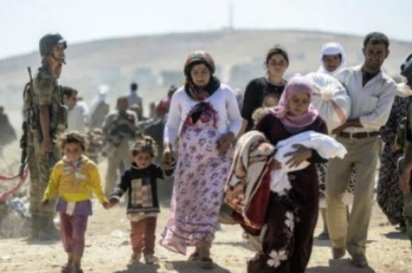Focus Online: Европа собрала миллиарды на помощь Сирии, а Россия не платит ни копейки. 400784.jpeg