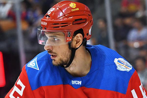Топ-9 русских красавцев-хоккеистов. Анисимов
