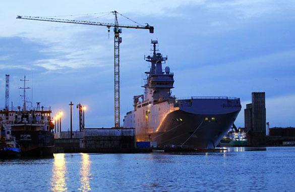 """Генерал Якубов: Франция не должна продавать """"Мистрали"""". Мистраль"""