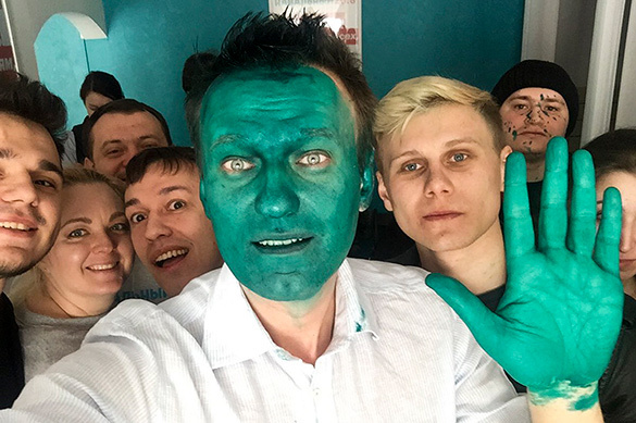 ЭКСПЕРТ: Навальный