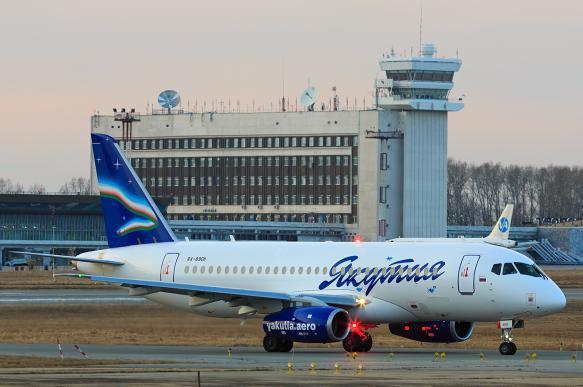 """""""Мы все закричали"""": в Якутии взлетающий самолет ударил хвостом о ВПП. 395785.jpeg"""