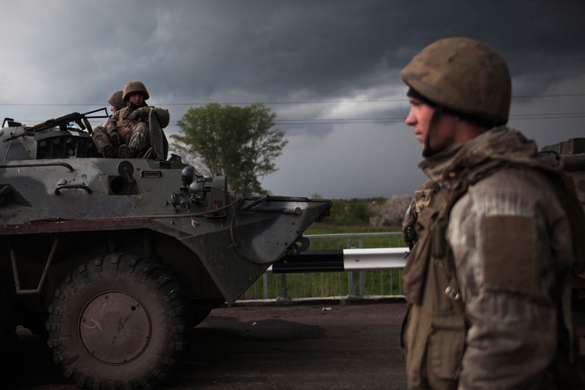 Запад готовил Украину под спецполигон. Запад испытывает новую технологию войн