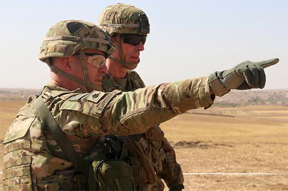 Вашингтон ввел в Сирию войска с артиллерией