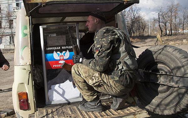 Артобстрелы не помешали высокой явке на выборах в ДНР. 302787.jpeg