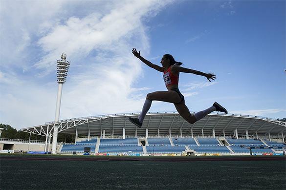 IAAF вычеркнула русских легкоатлетов из всех будущих соревновани