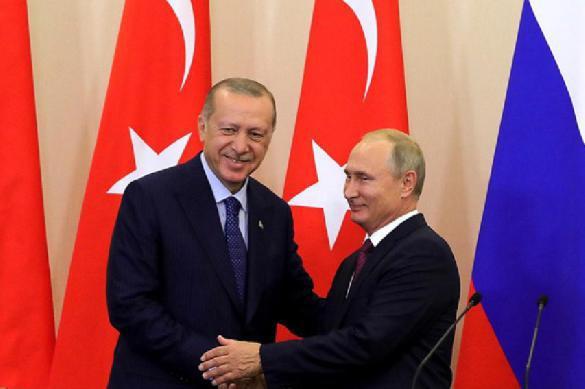 Эрдоган посетит Россию для встречи с Путиным до конца января. 396787.jpeg