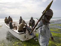 Иранские корабли отбили атаку сомалийских пиратов