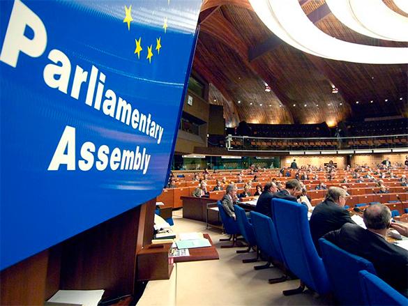 Рада научила ПАСЕ хохотать - научит и драться. Россия ПАСЕ, ПАСЕ, Совет Европы, санкции против России