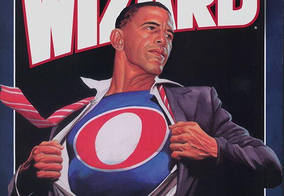 Исследование более 130 000 статей показали предвзятость ведущих изданий мира в поддержку Обамы. Барка обама- супермен