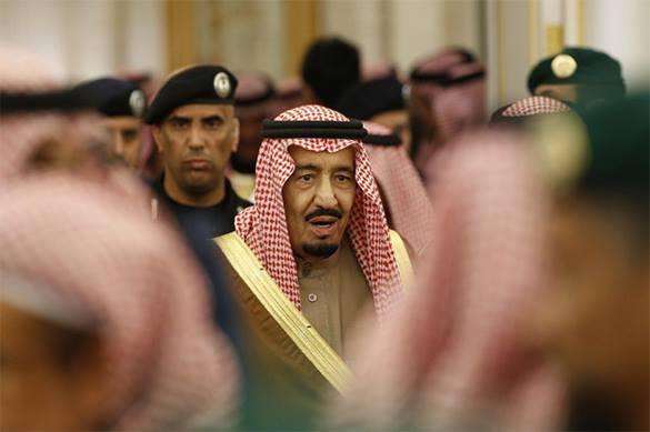 Король Саудовской Аравии