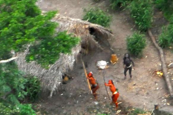 Бразилия обвиняет миссионера из США в геноциде индейцев. 397788.jpeg