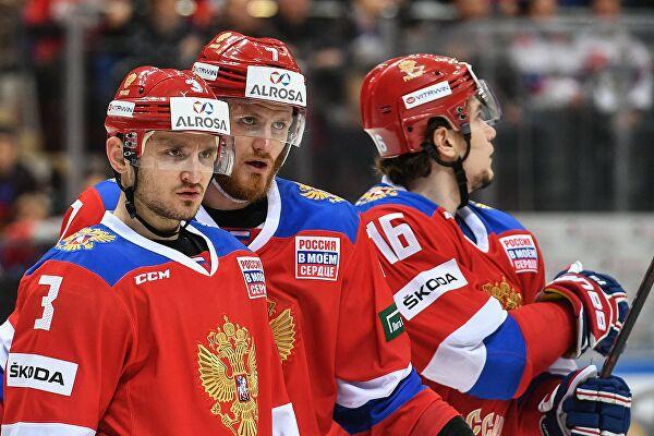 Топ-9 русских красавцев-хоккеистов. Хафизуллин