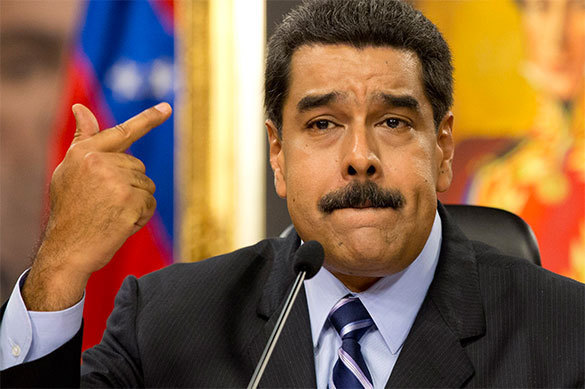 Президент Венесуэлы гордится санкциями США против себя. Президент Венесуэлы гордится санкциями США против себя