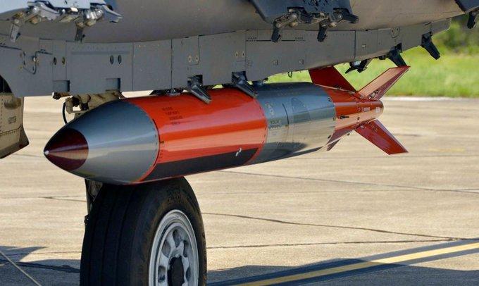 """США снова испытали """"стиратель Москвы"""" — ядерную бомбу B61-12. США снова испытали стиратель Москвы — ядерную бомбу B61-12"""