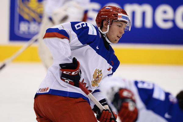 Топ-9 русских красавцев-хоккеистов. Гавриков