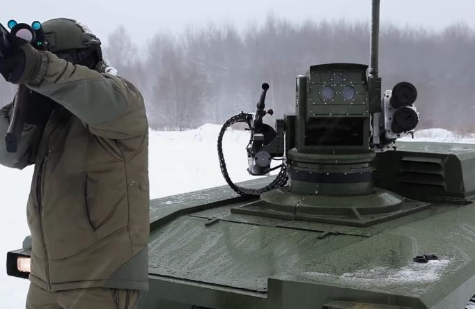 Испытания боевого робота «Маркер» начались в РФ - ГРИГОРЬЕВ НОВОСТЬ ГОТОВО. 399791.jpeg