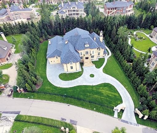 Здесь живут российские суперзвезды: элитные поселки с домами за миллиард рублей. 401791.jpeg