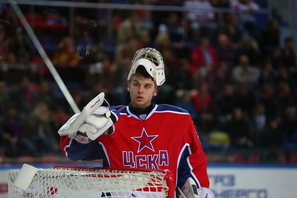 Топ-9 русских красавцев-хоккеистов. Сорокин