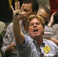 Европейские фондовые биржи открылись мощным падением