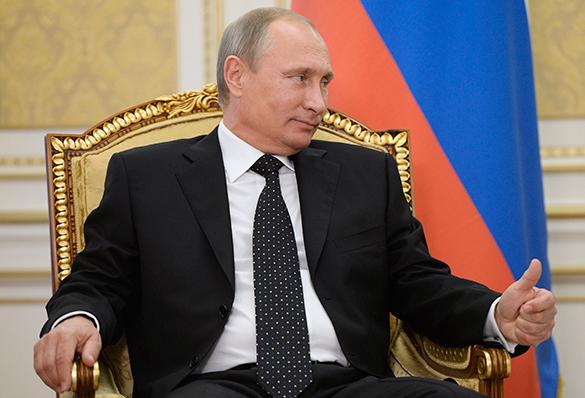 Эксперт: Слухи о Путине - это новые санкции Запада против России. Владимир Путин