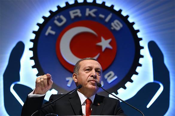 Эрдоган проиграет в Сирии