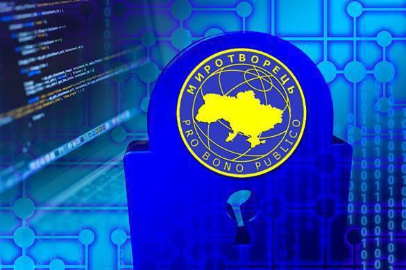 Милиция открыла дело против сайта «Миротворец» 07июля 2017 14:10