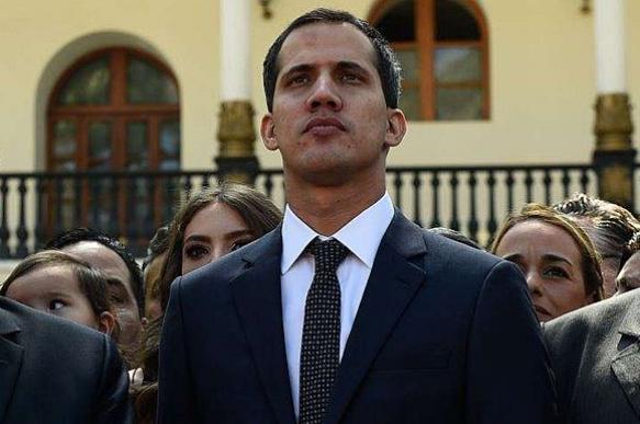 Россия отказалась от контакта с самопровозглашенным президентом Венесуэлы.
