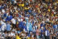 Футбольные фанаты получат список запрещенных символов. football