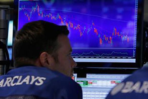 Рынок США существенно обвалился