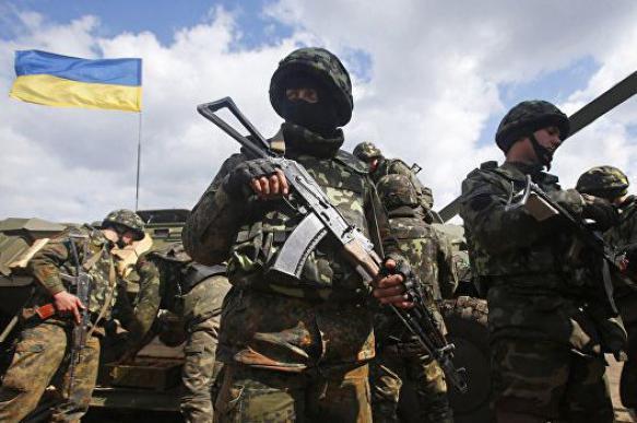 США используют Украину как