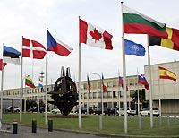 В Грузию к району учений НАТО уже прибыли иностранные военные