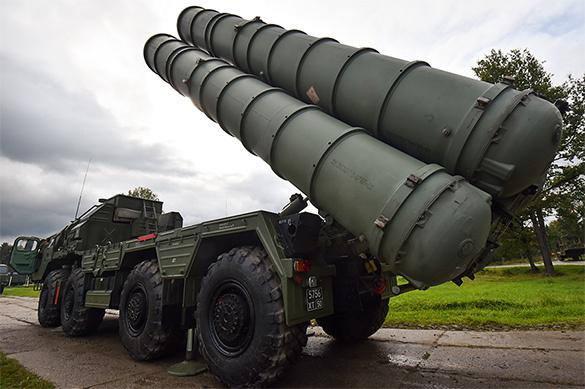 Турция покупает у России зенитно-ракетные комплексы С-400