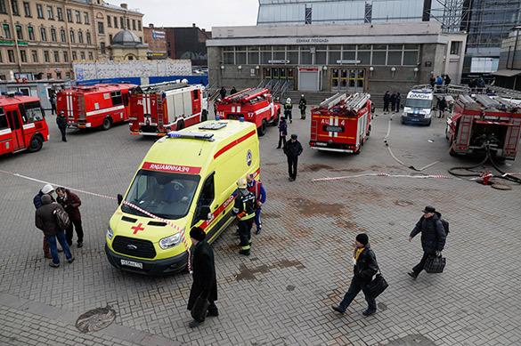 Питерский смертник готовил еще один теракт в Санкт-Петербурге