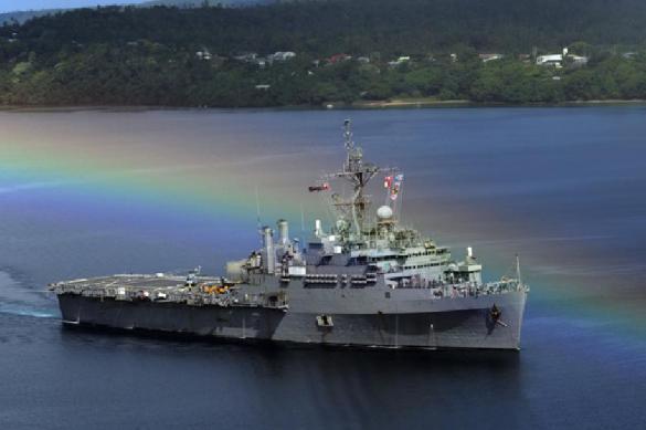 Американский десантный корабль входит в Черное море. 396795.jpeg