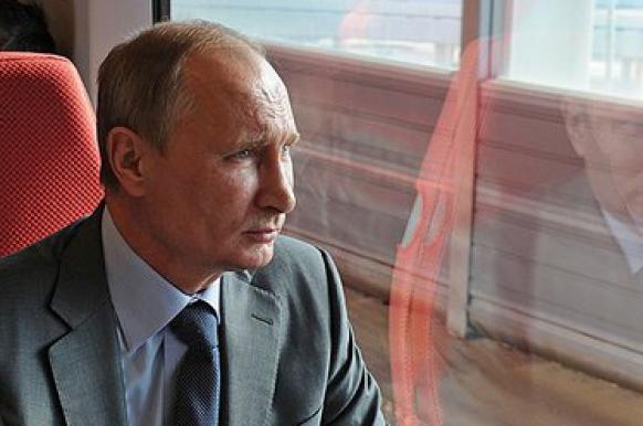 СМИ: Путин не поддержал строительство первого участка ВСМ Москва-Казань.