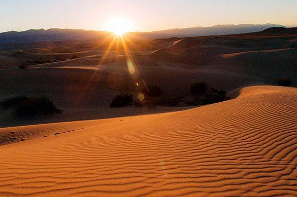 Пустыня Сахара частично исчезнет