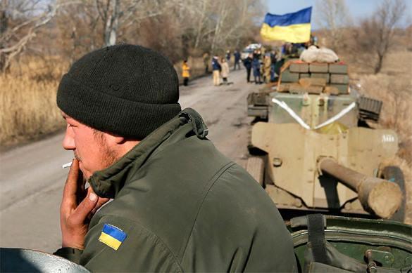Украина объявила: ВСУ круче армии США. Украина объявила: ВСУ круче армии США