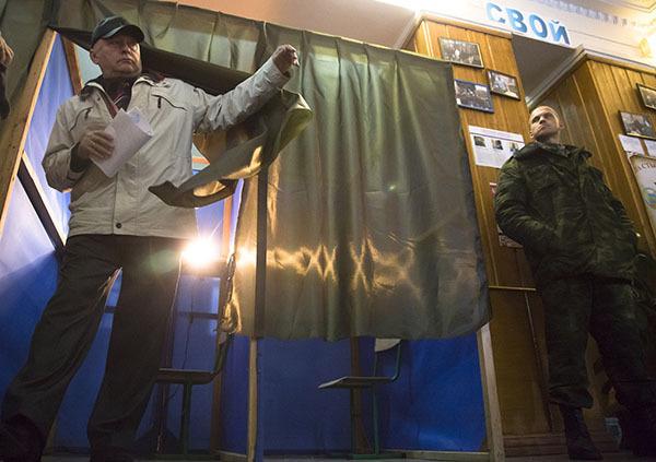 Выборы: в ЛНР проголосовало более 50 процентов избирателей. 302798.jpeg