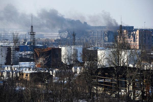 В Донецке обстреляна больница: четыре погибших. 310798.jpeg