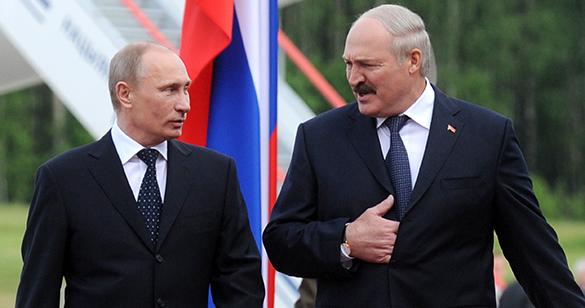 Путин не встретится с Лукашенко в Сочи