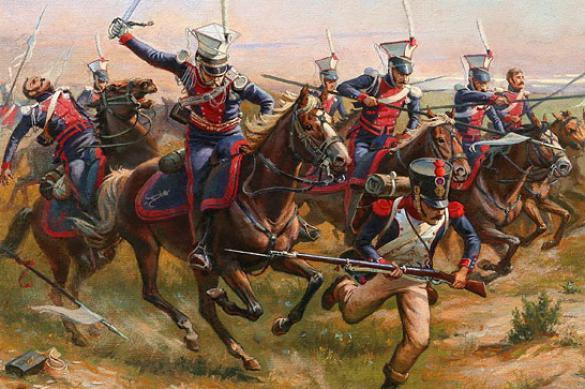 Из истории войны 1812 года: как рядовой Четвертаков подвиг совершил. 395798.jpeg