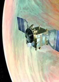 Гранитная колыбель на Венере означает жизнь?