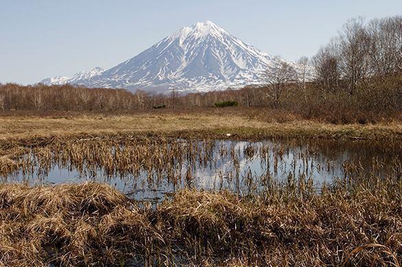 Погода на Камчатке бьет рекорды тепла